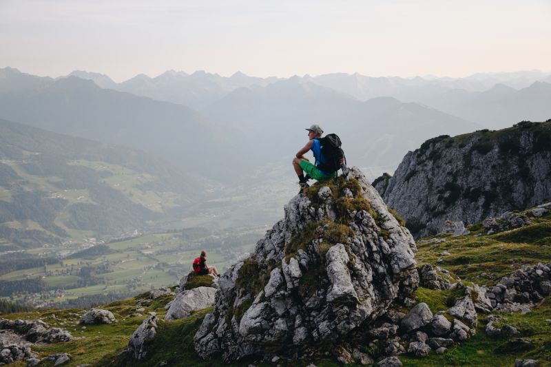 Wandersommer 2021, Ramsau am Dachstein © Julian Castro