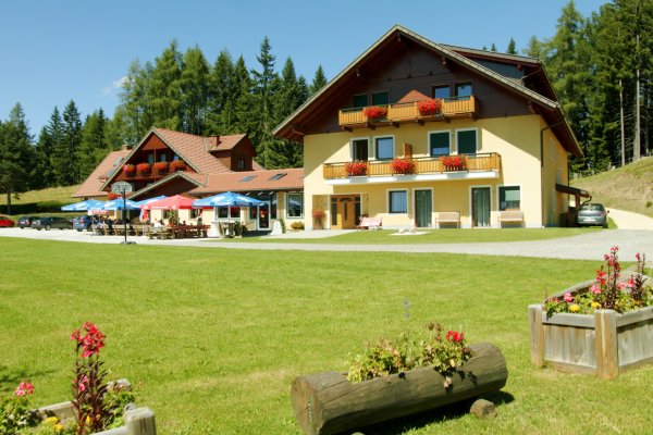 Alpengasthof Gießlhütte - Stefan Fößl