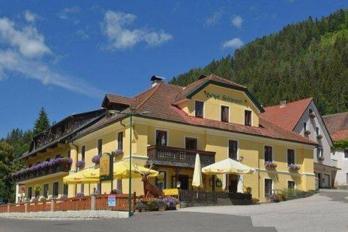 Hotel Hirschenwirt (c) Region Murau