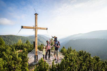 Mein 1. Gipfel in den Nockbergen_Archiv MTG ©Gert Perauer (69)