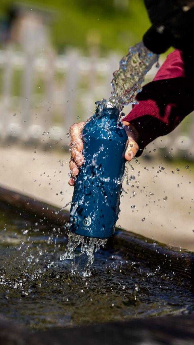 Mizu Flasche © Österreichs Wanderdörfer_Patrick Herr