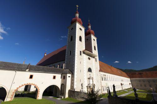 Stift_St Lambrecht_© Steiermark Tourismus_Foto Harry Schiffer