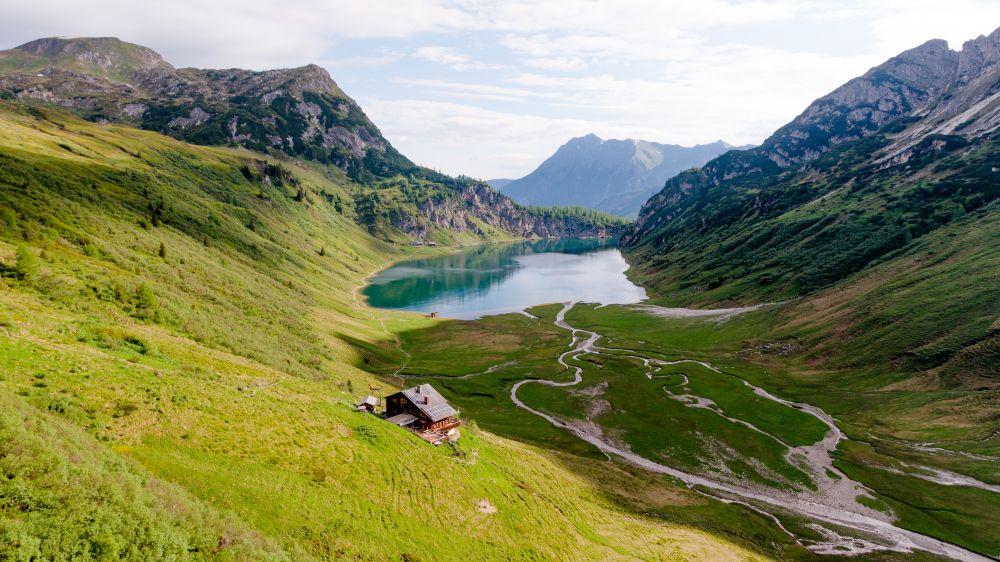 Tappenkarsee © Wagrain-Kleinarl-Tourismus_Eduard-Gellner