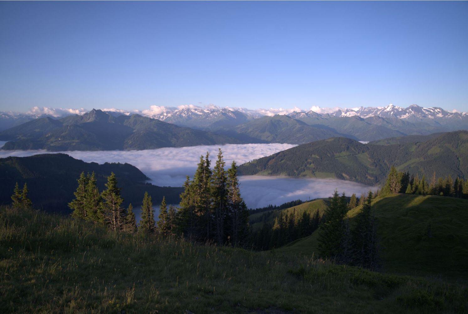#4 Sonnenaufgang am Ahornstein
