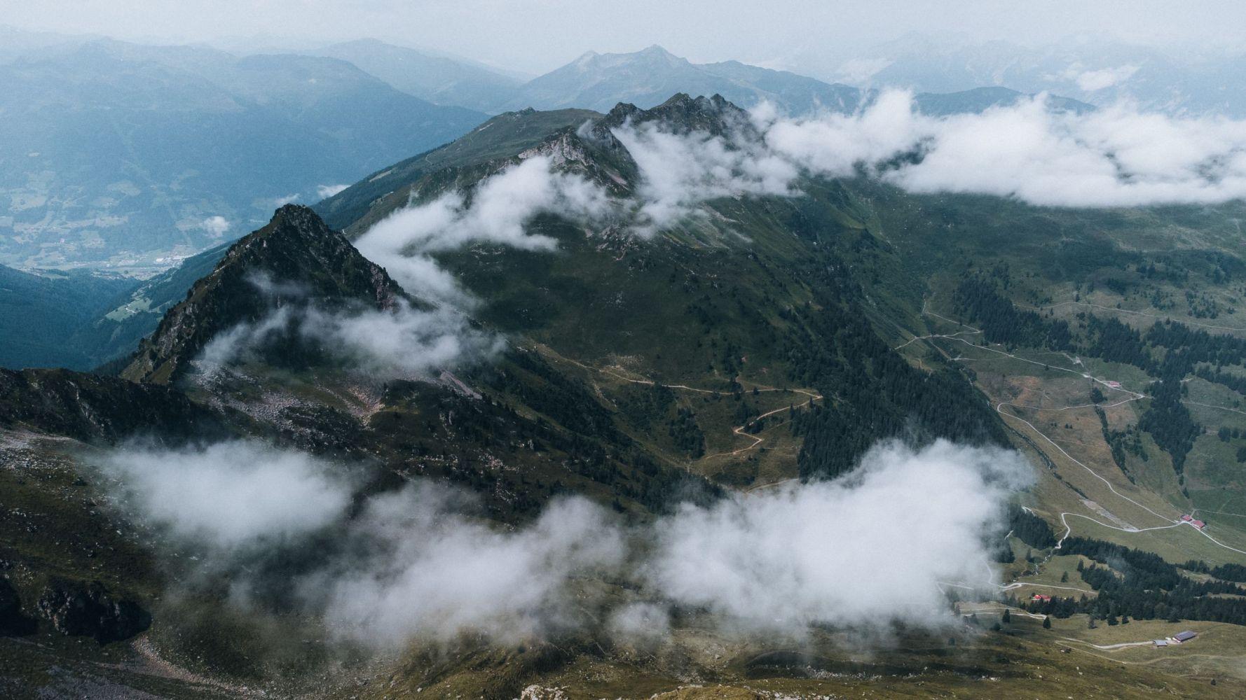 #1 Auf den großen Galtenberg, dem höchsten Berg im Alpbachtal