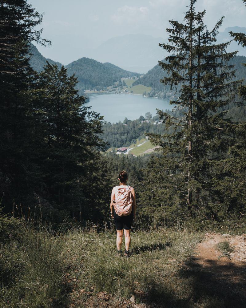 #4 Wanderung Hintersteiner See & Gruttenhütte