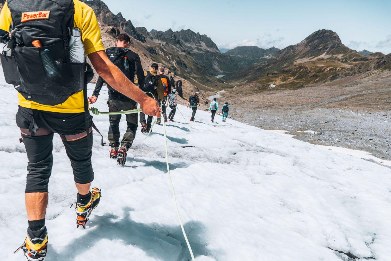 #1 Gletscherwanderung in der Silvretta