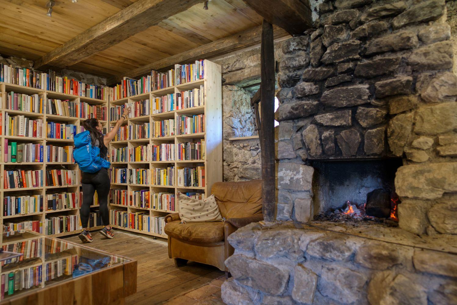 #2 Bücherei in der Wildalm