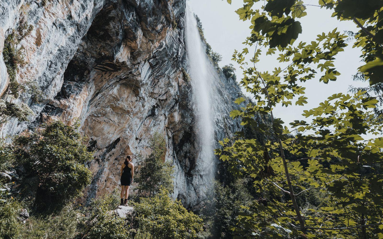 #3 Schleierwasserfall